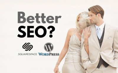 Squarespace vs WordPress vs Showit: Which Is better for SEO?