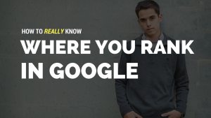 How to use Google Search Console to discover where you rank in Google