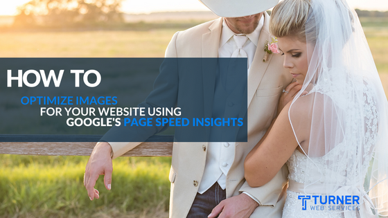 How to Optimize images for your website using Google's page speed insights