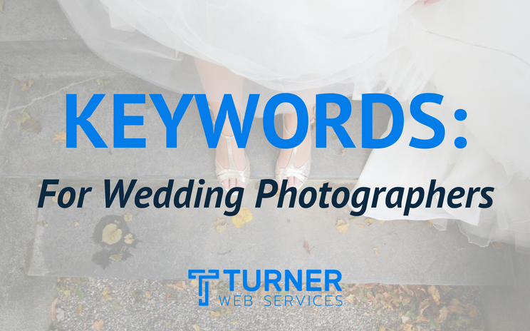 Keywords for Wedding Photographers